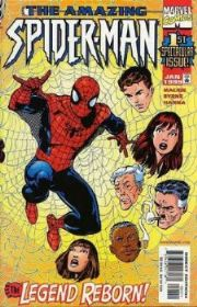 Amazing Spiderman Comics (1999 Series)